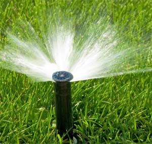 дождеватель автоматичного поливу