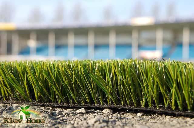 штучне покриття газону