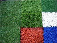 різнобарвна трава