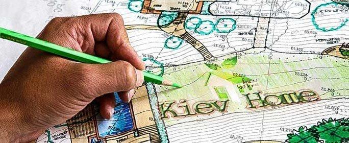 проектирование ландшафтного дизайна