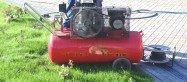 продувка автополива компрессором