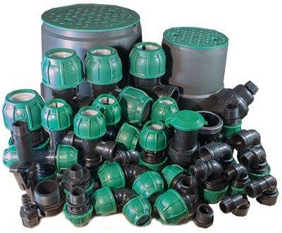 Оборудование Irritec для полива